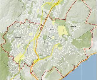 Community Board Map