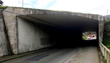 Jville underpass