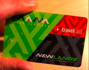 Newlands bus card